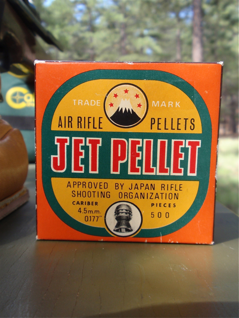 Mt Star Jet pellets