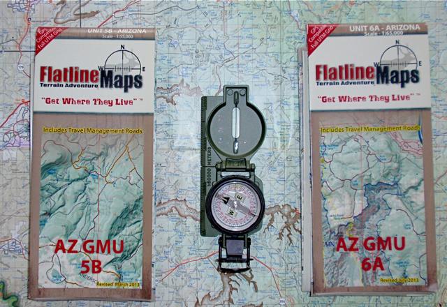 Compas open w:maps
