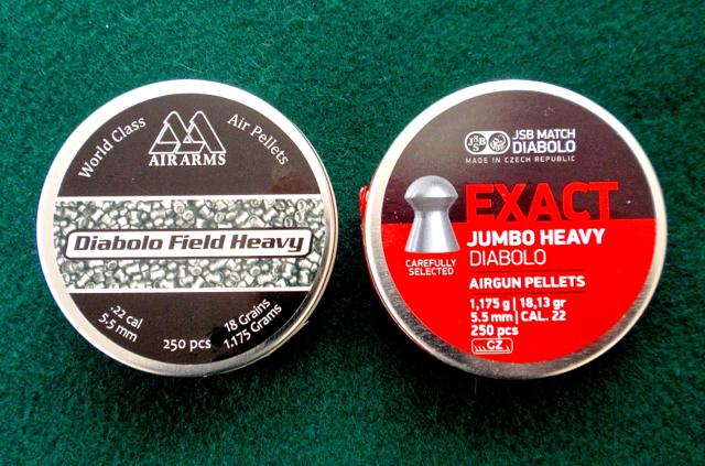 AA & JSB 18's