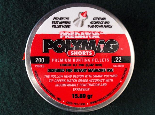 Polymag shorts