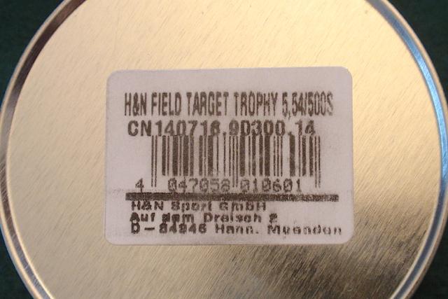 5.54mm label